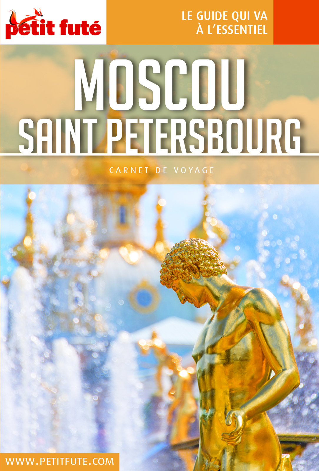 MOSCOU - SAINT PÉTERBOURG 2018 Carnet Petit Futé