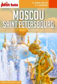 MOSCOU - SAINT PÉTERSBOURG 2018 Carnet Petit Futé