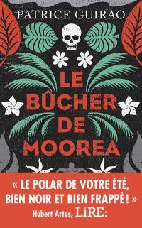 Cover image (Le Bûcher de Moorea)