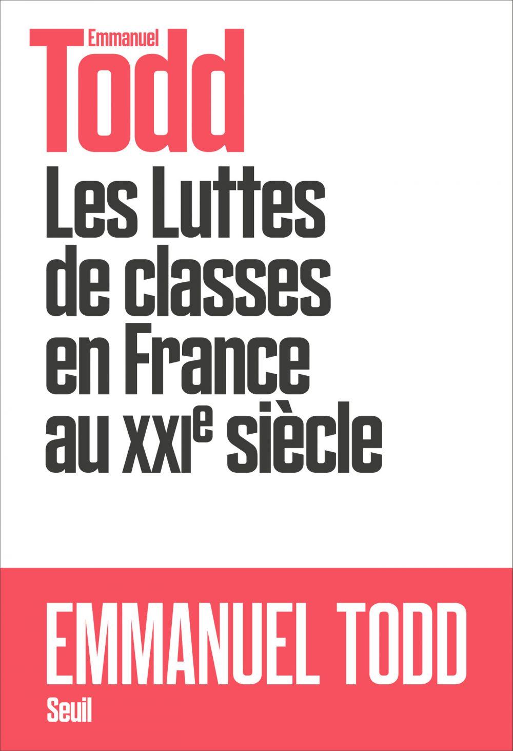 Les Luttes de classes en France au XXIe siècle |