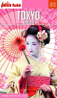Image de couverture (TOKYO - KYOTO 2018/2019 Petit Futé)