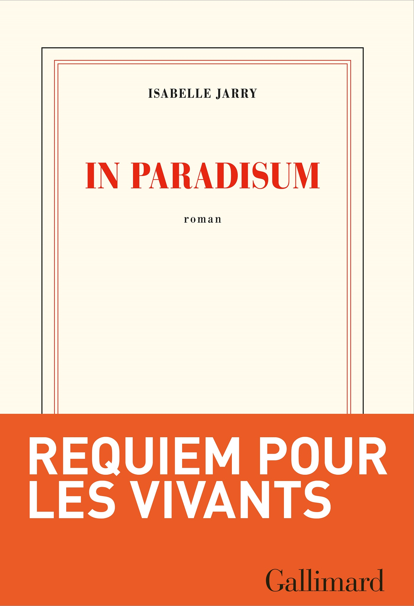In paradisum | Jarry, Isabelle