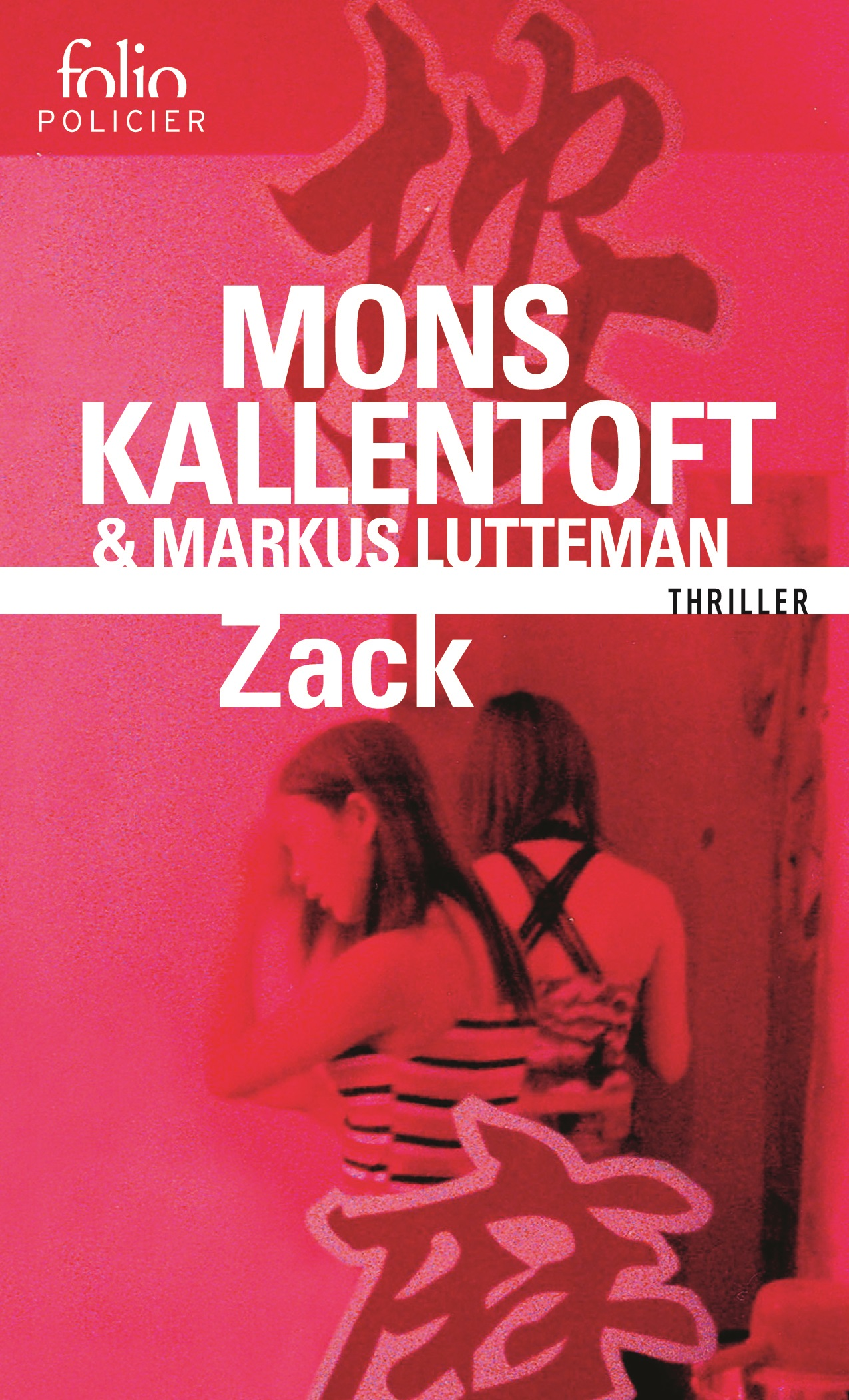 Zack (Tome 1) | Kallentoft, Mons