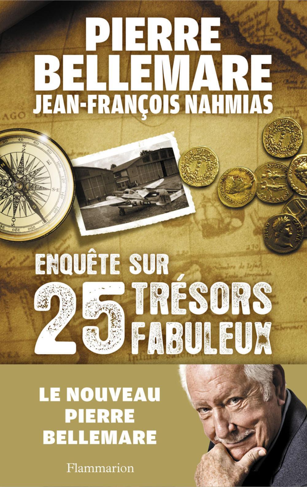 Enquête sur 25 trésors fabu...