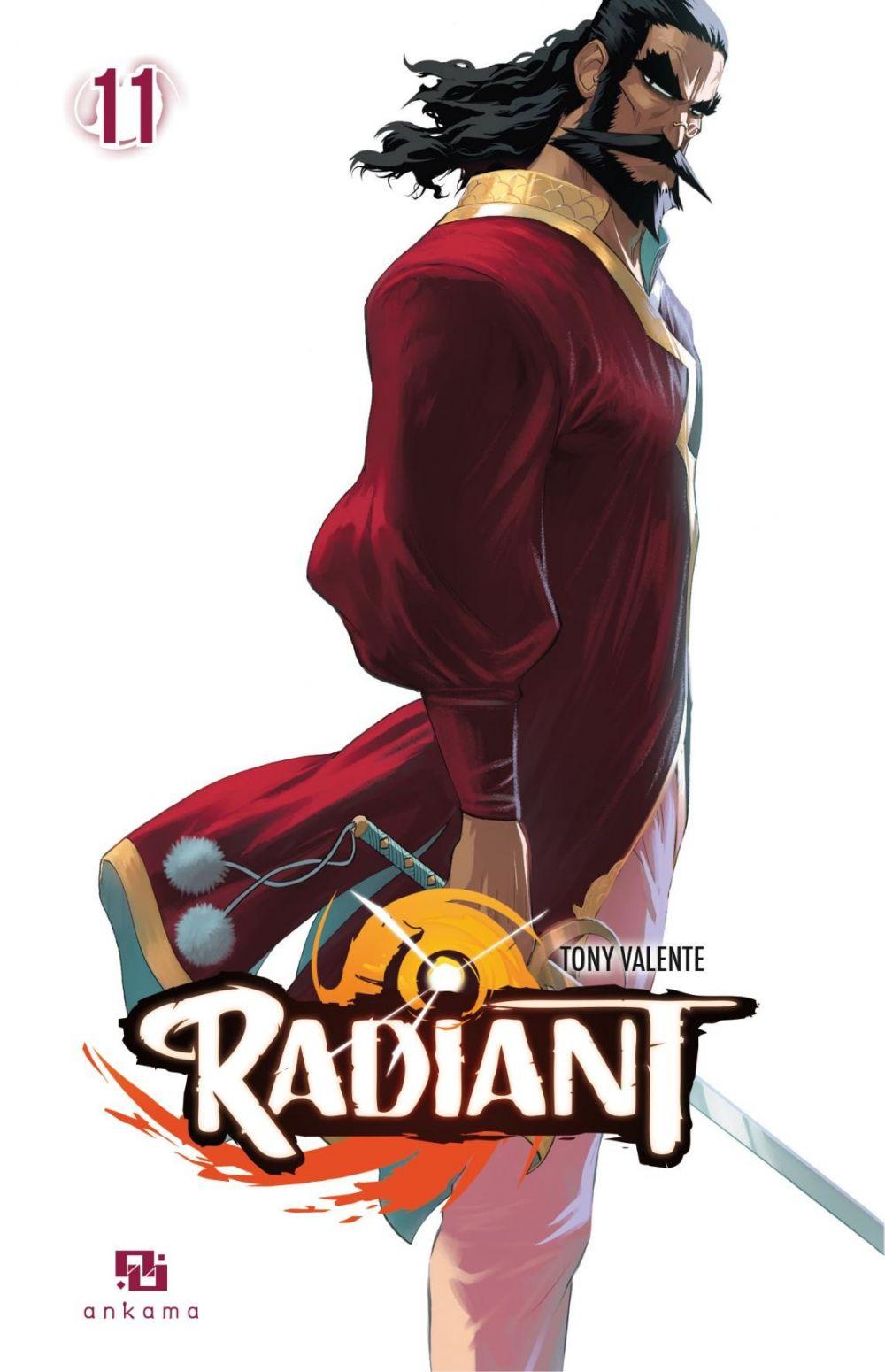 Radiant - Tome 11   Valente, Tony. Auteur