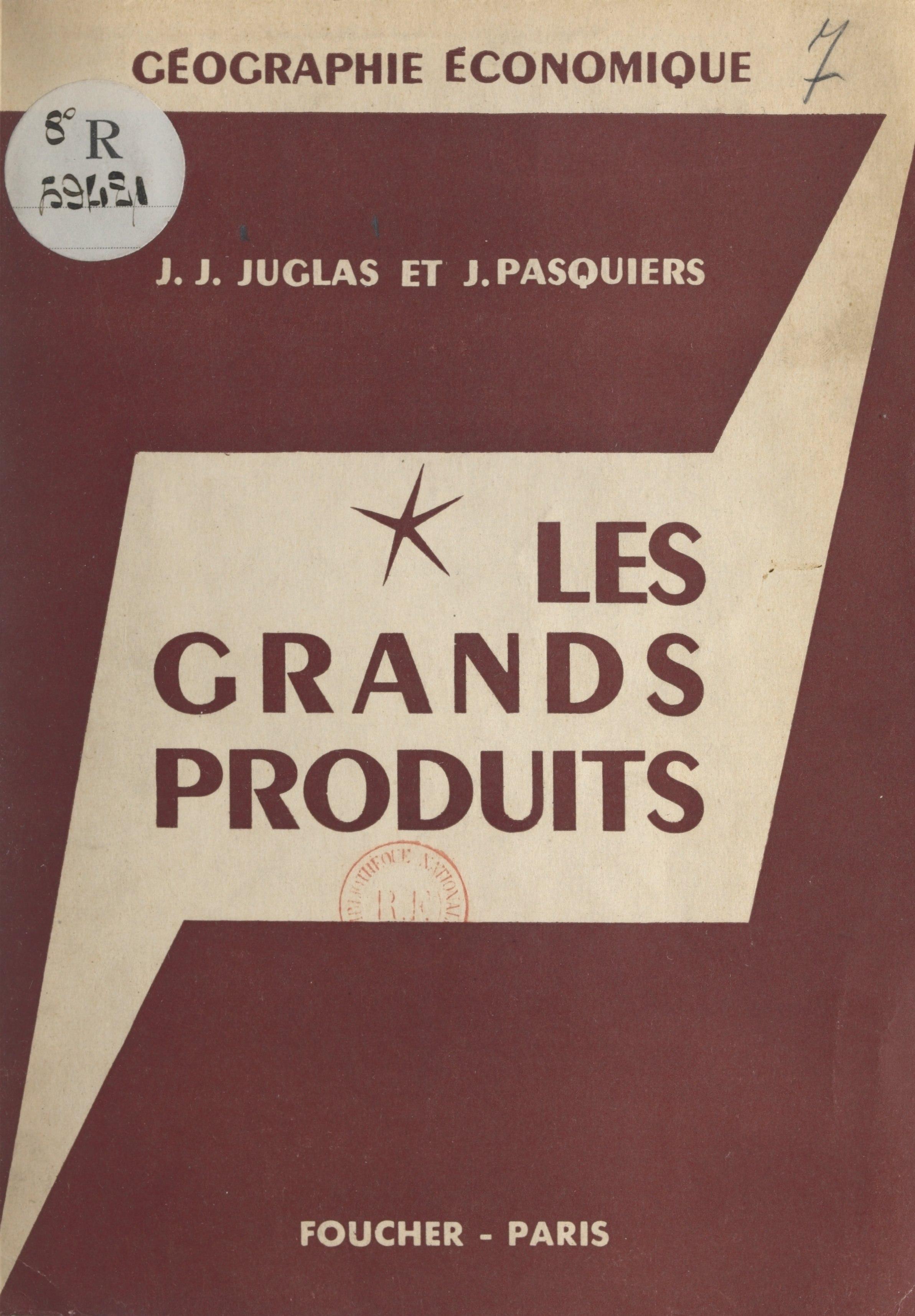 Les grands produits