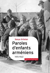 Paroles d'enfants arméniens...