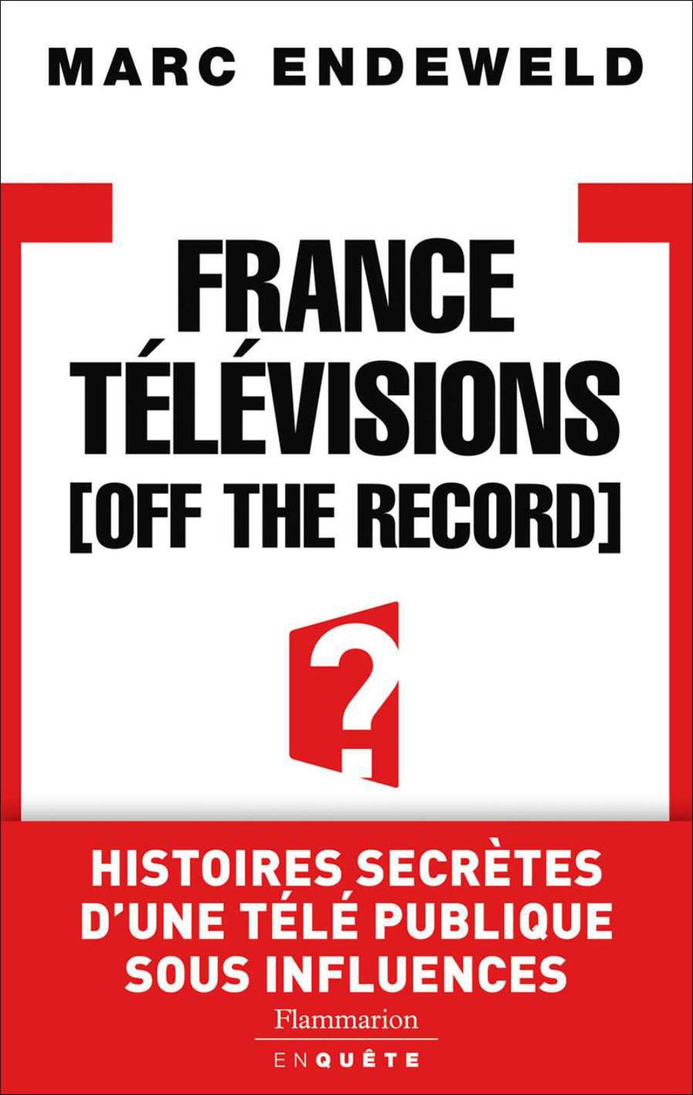 France Télévisions, Off the Record