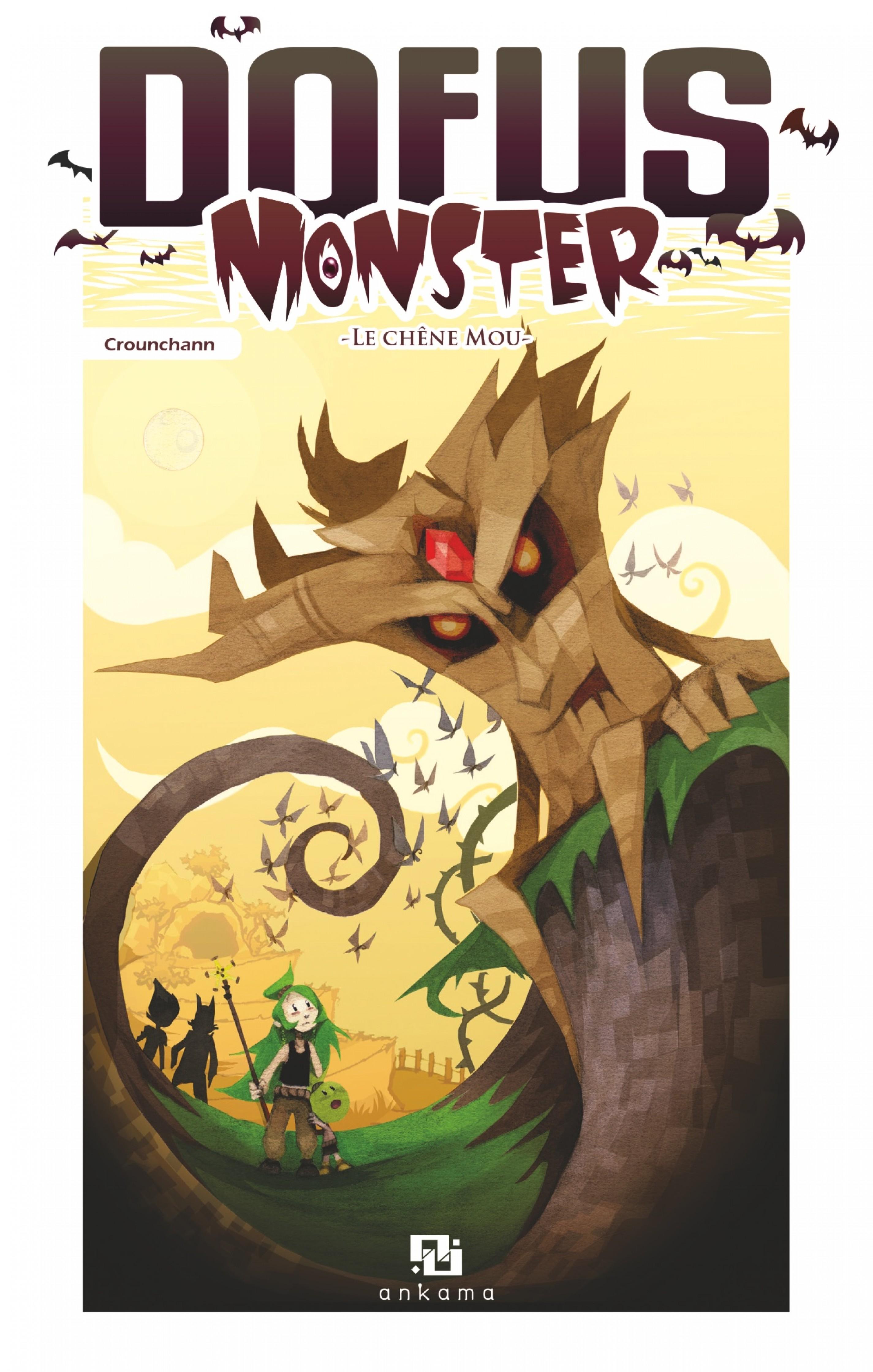 Dofus Monster - Tome 1 - Le Chêne Mou