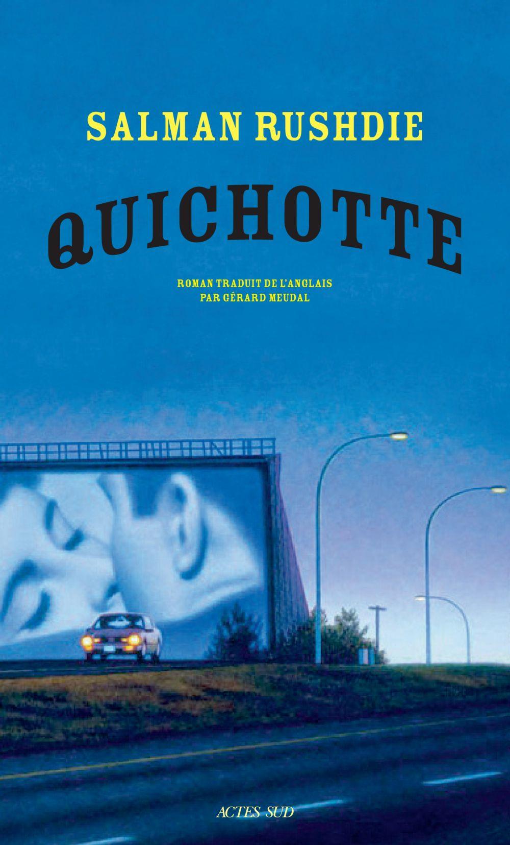 Quichotte | Rushdie, Salman. Auteur