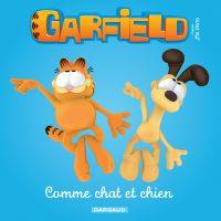 Image de couverture (Garfield & Cie - Comme chat et chien)