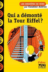 Qui a démonté la tour Eiffel ? | Adam, Benjamin. Illustrateur