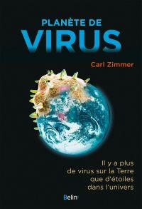 Image de couverture (Planète de virus)