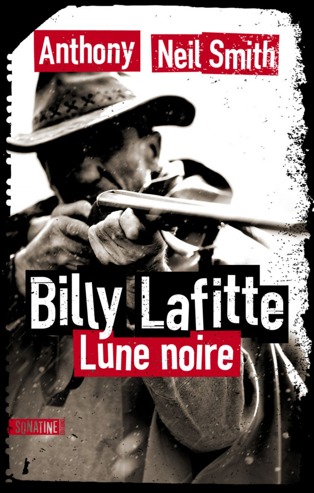 Billy Lafitte, tome 1 : Lune noire |