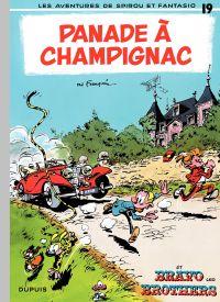Spirou et Fantasio. Volume 19, Panade à Champignac