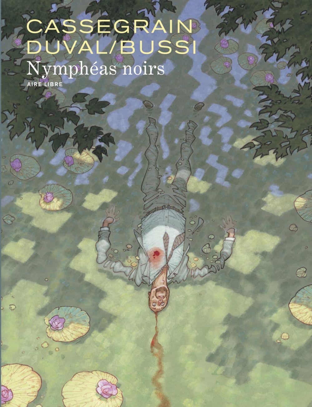 Nymphéas noirs | Duval, Fred (1965-....). Auteur