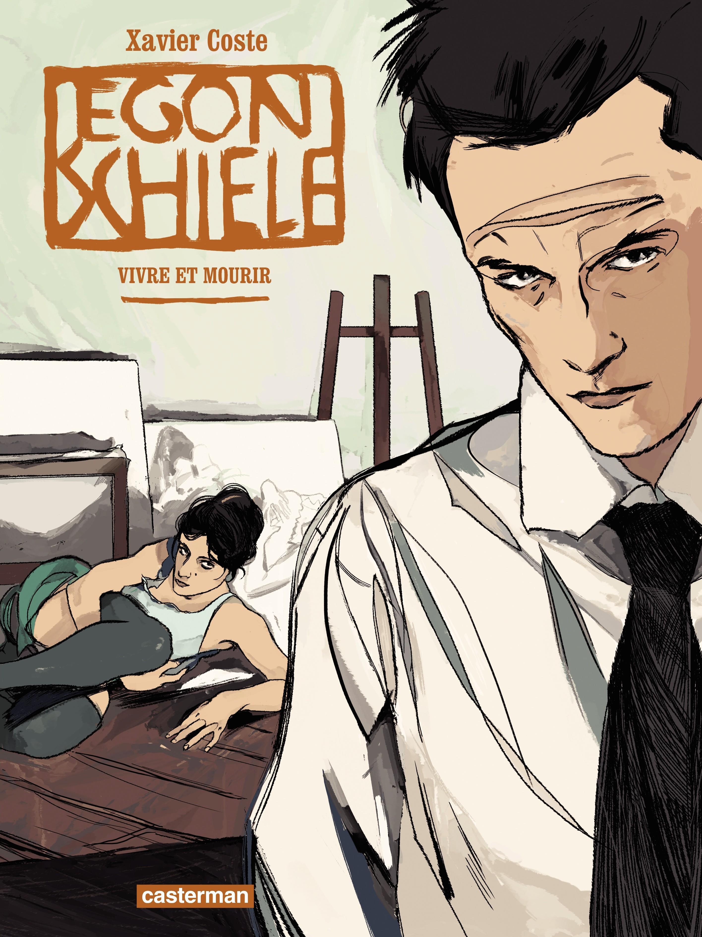 Egon Schiele | Coste, Xavier