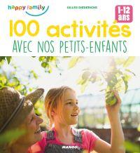 Cover image (100 activités avec nos petits-enfants)