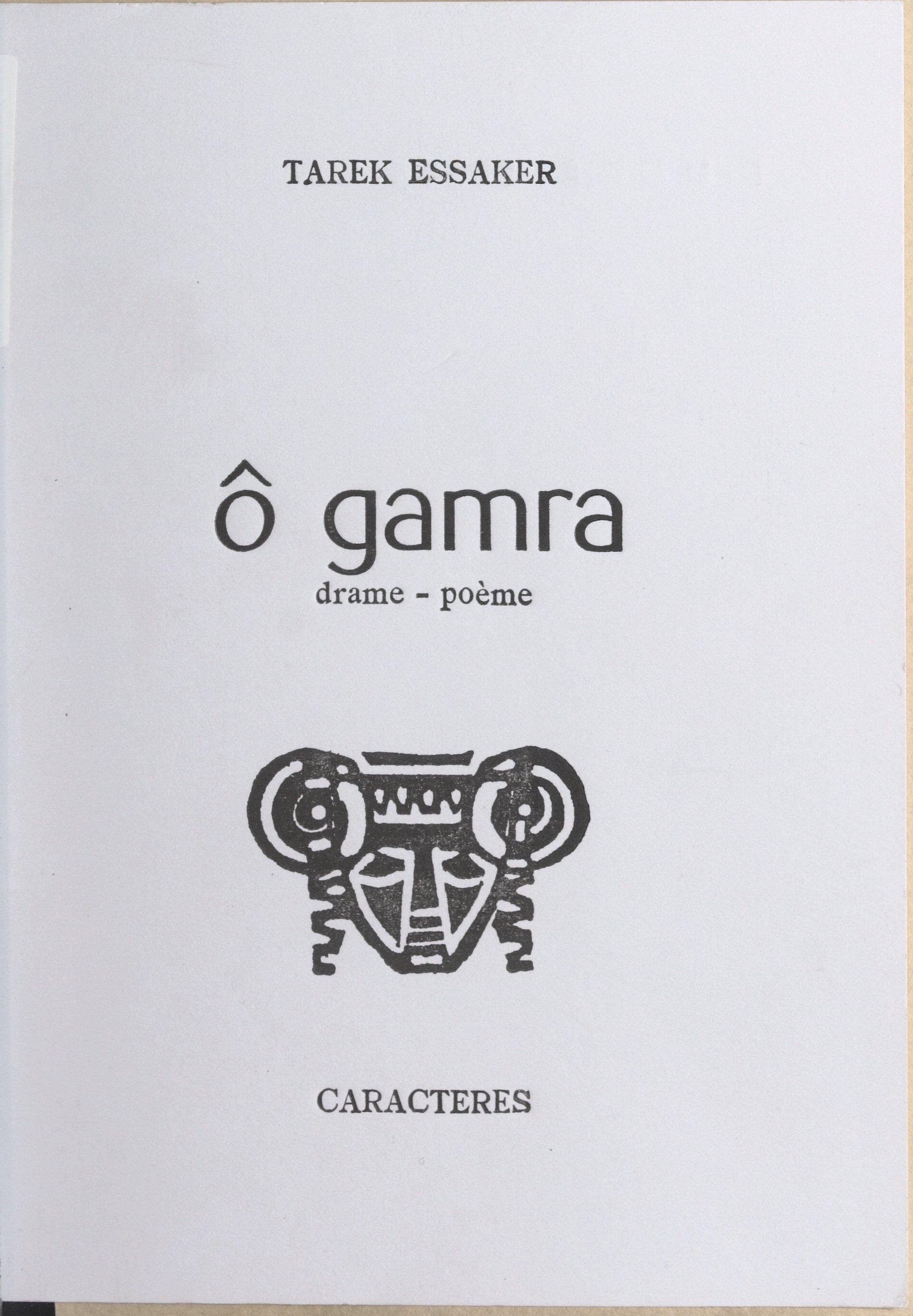 Ô Gamra