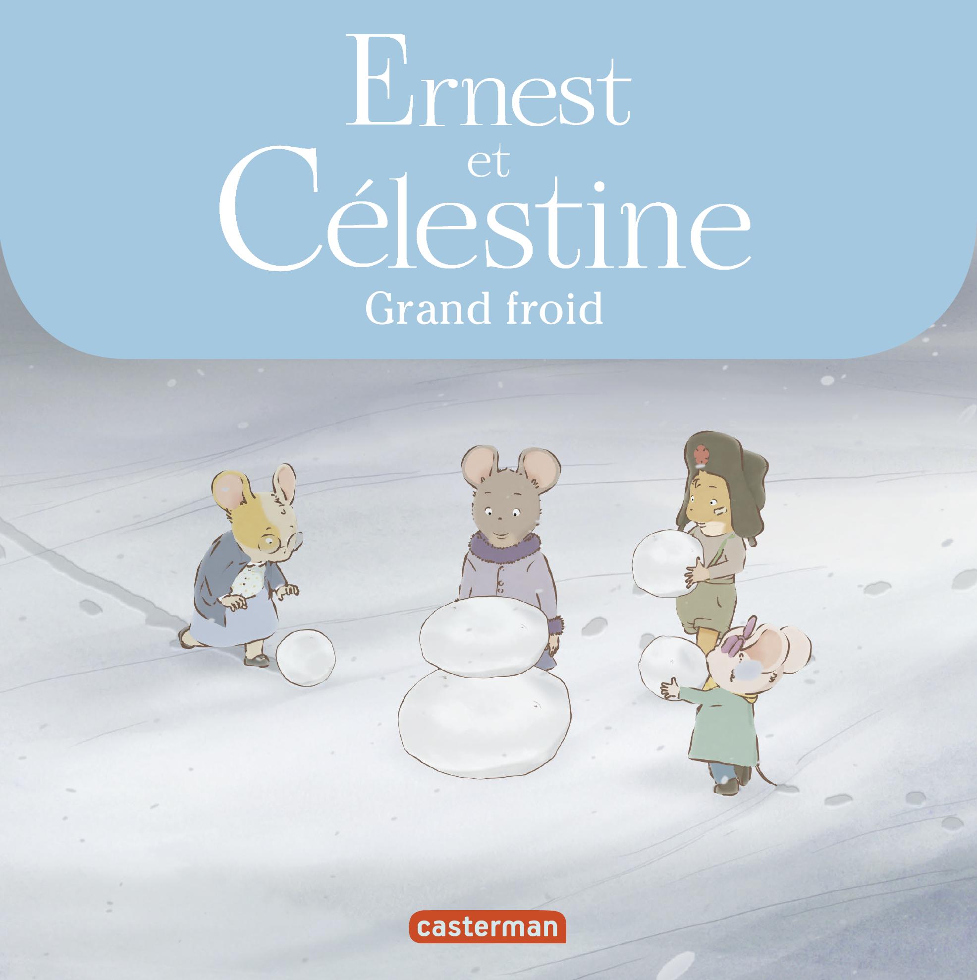Ernest et Célestine - Grand froid