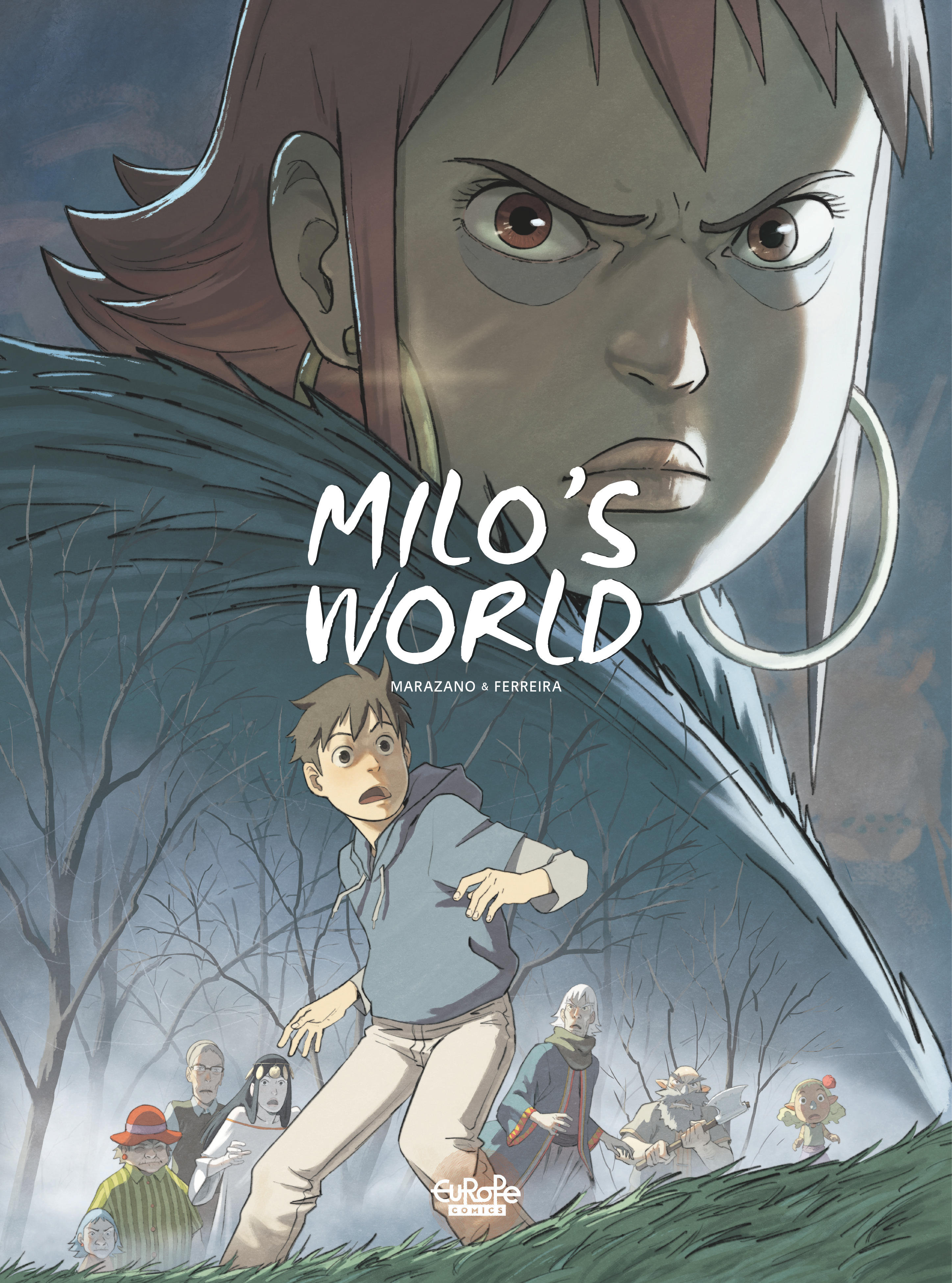 Milo's World - Volume 4