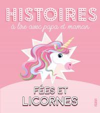 Cover image (Fées et licornes)