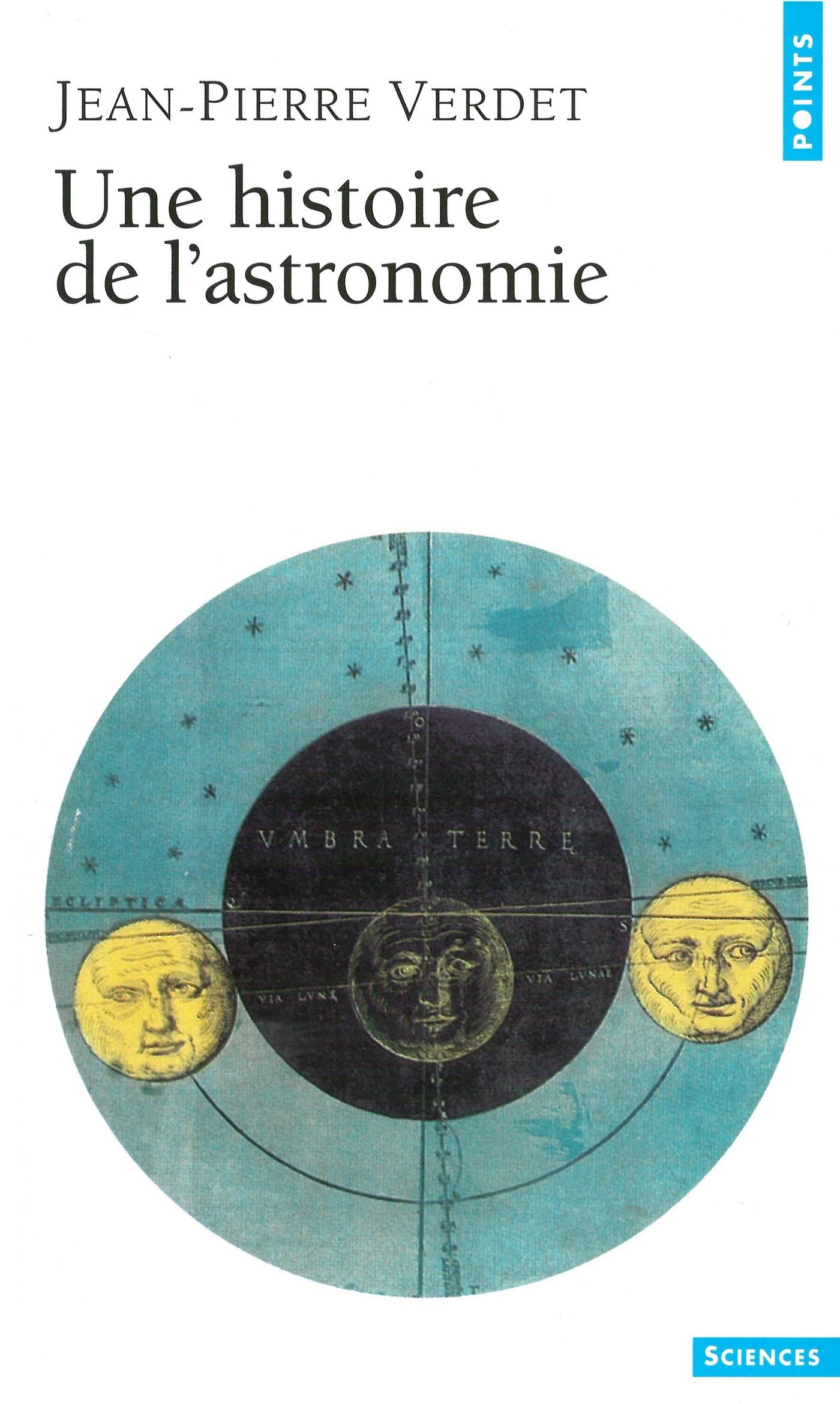 Une histoire de l'astronomie | Verdet, Jean-Pierre