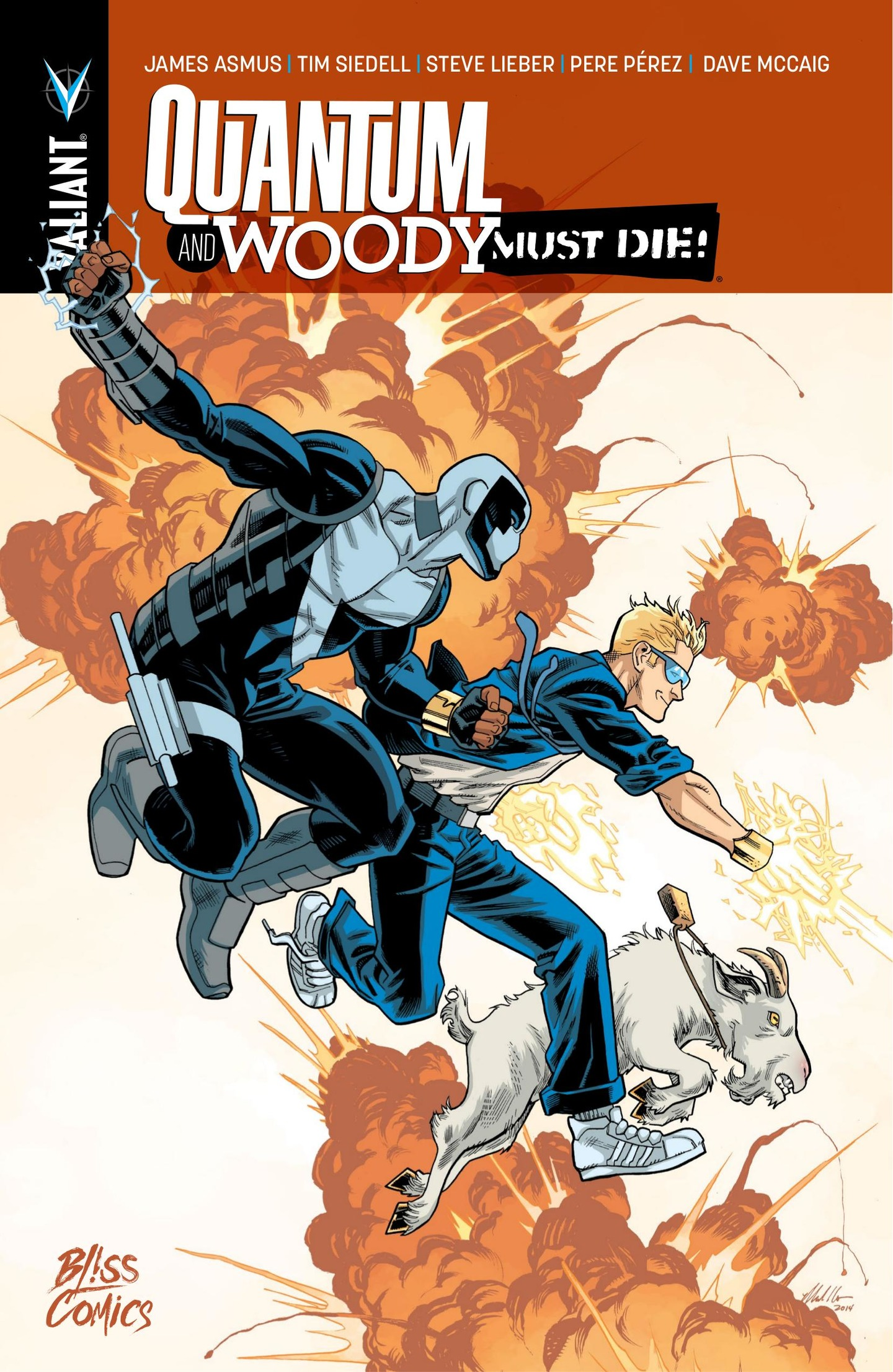 Quantum and Woody Must Die