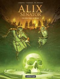 Alix Senator (Tome 9) - Les...