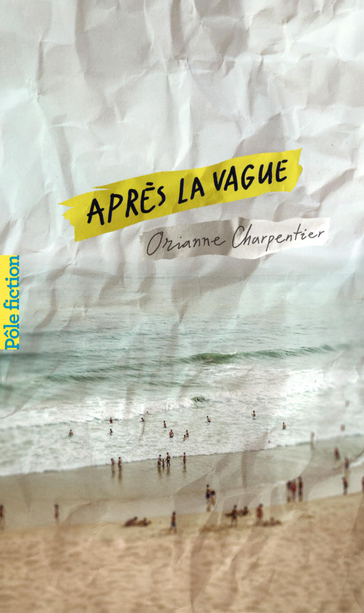 Après la vague | Charpentier, Orianne