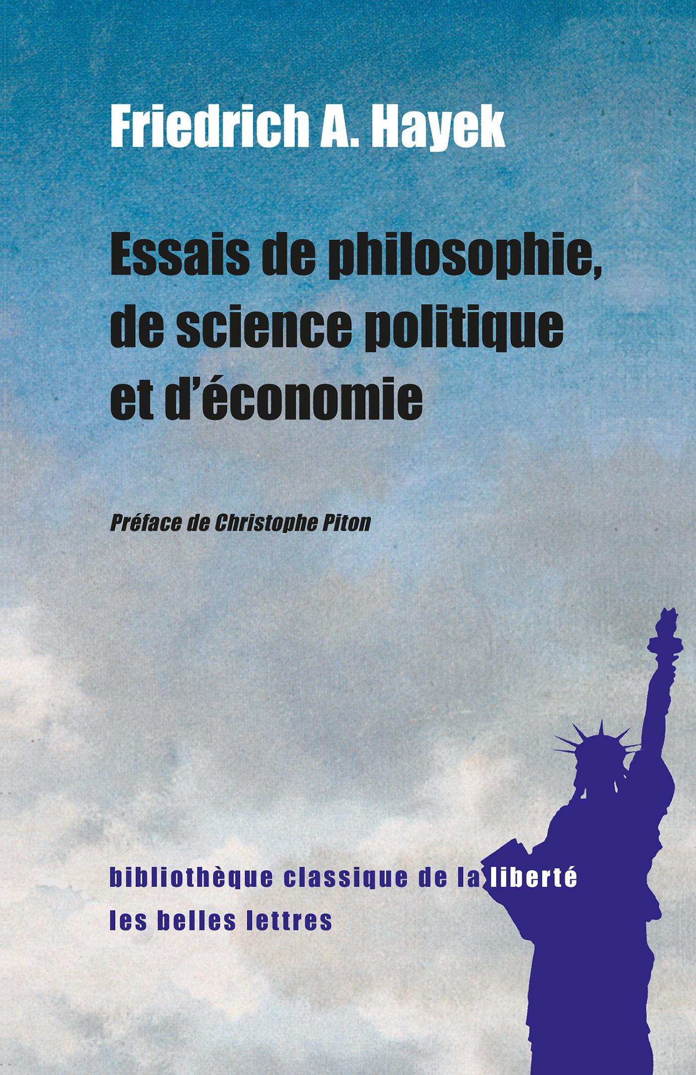 Essais de philosophie, de s...