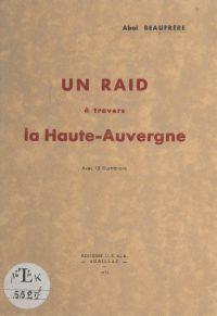Un raid à travers la Haute-...