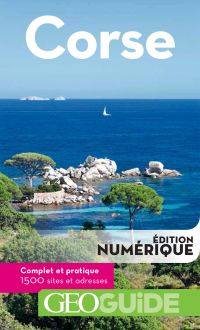 GEOguide Corse | Collectif, . Auteur