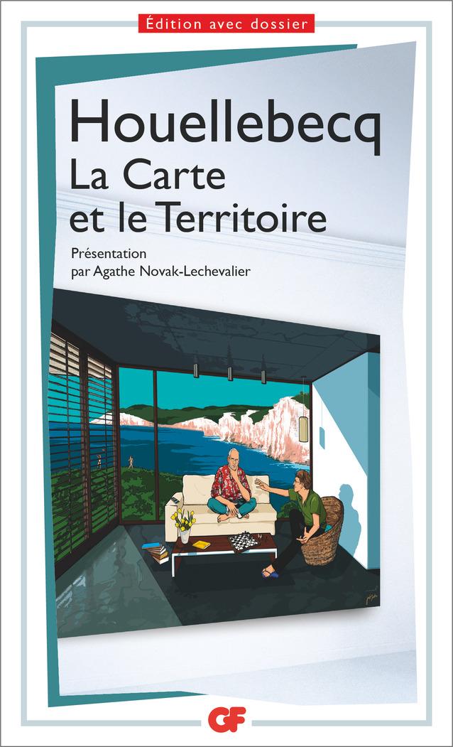 La carte et le territoire (édition avec dossier pédagogique) | Houellebecq, Michel