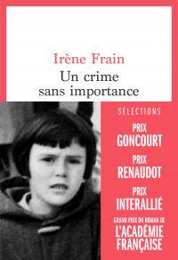 Un crime sans importance | Frain, Irène (1950-....). Auteur