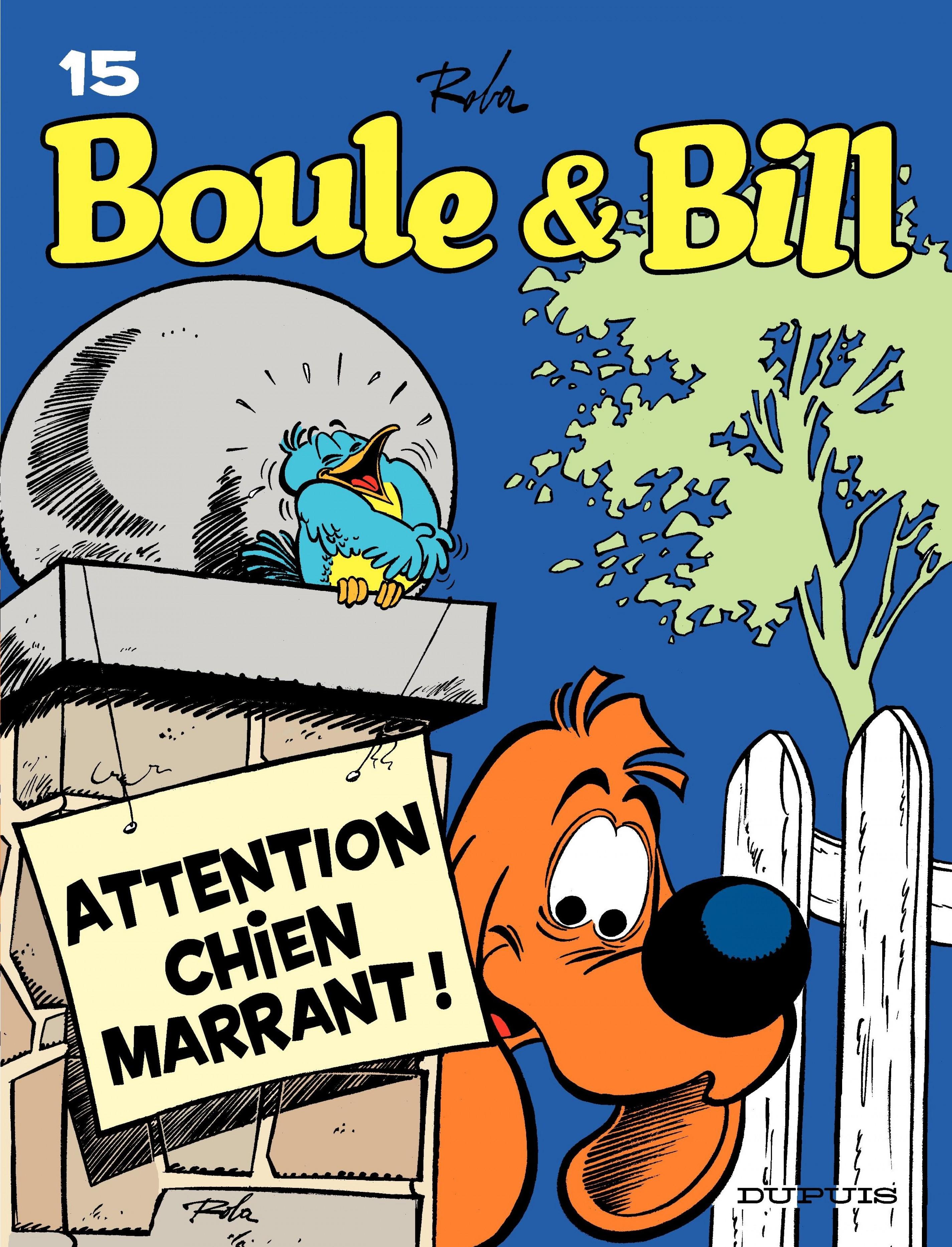 Boule et Bill - Tome 15 - A...