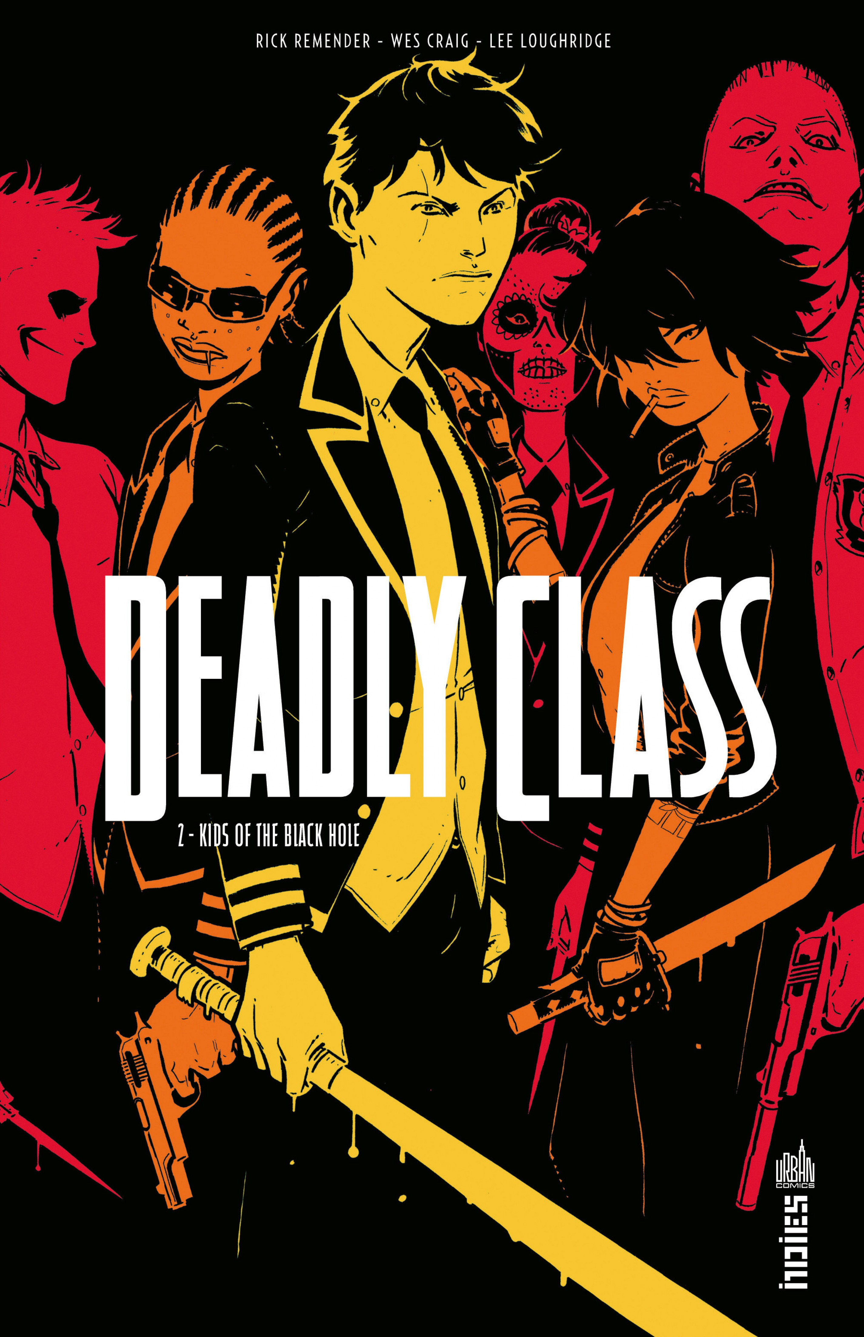 Deadly Class - Tome 2 | Wes Craig,