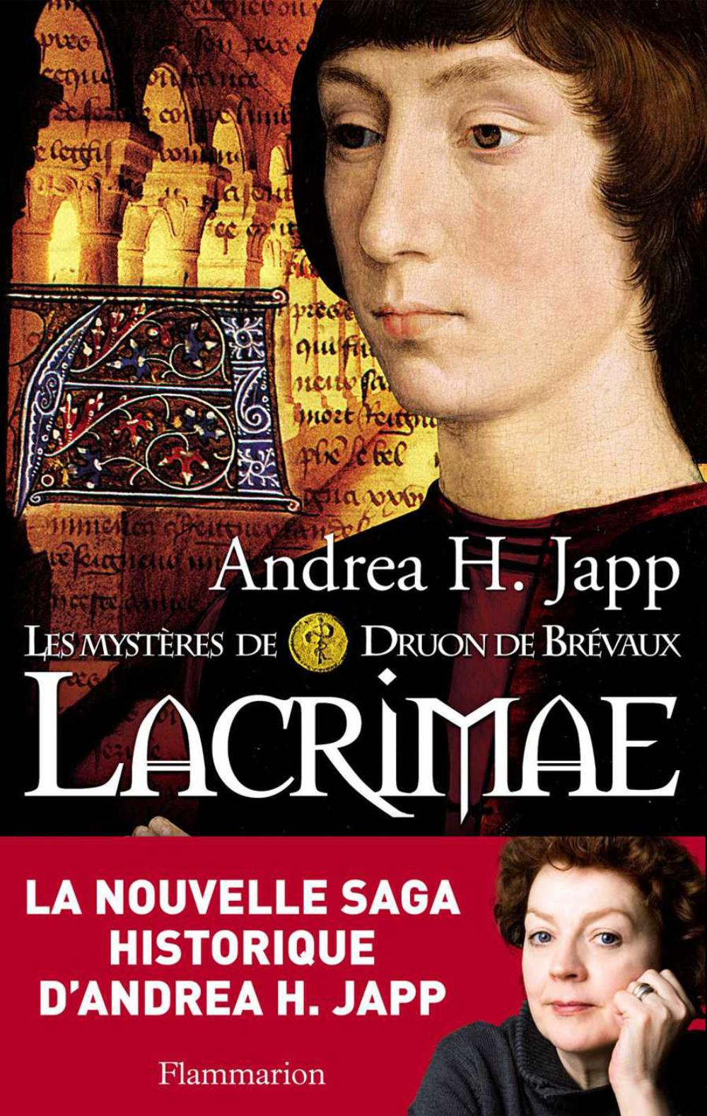 Les mystères de Druon de Brévaux (Tome 2) - Lacrimae | Japp, Andrea H.