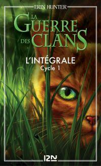 La guerre des clans - Cycle 1, Intégrale | HUNTER, Erin. Auteur