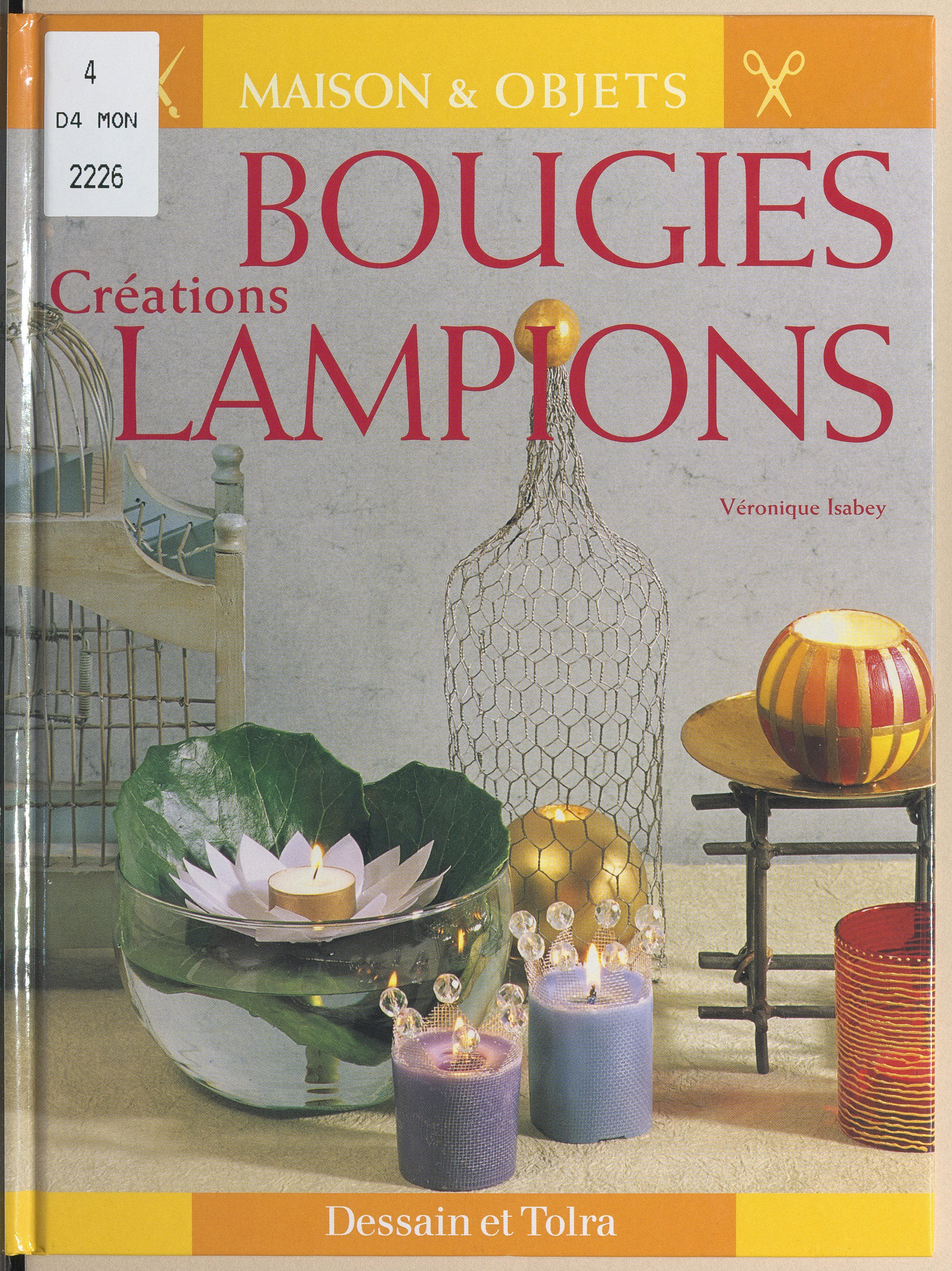 Bougies lampions : créations