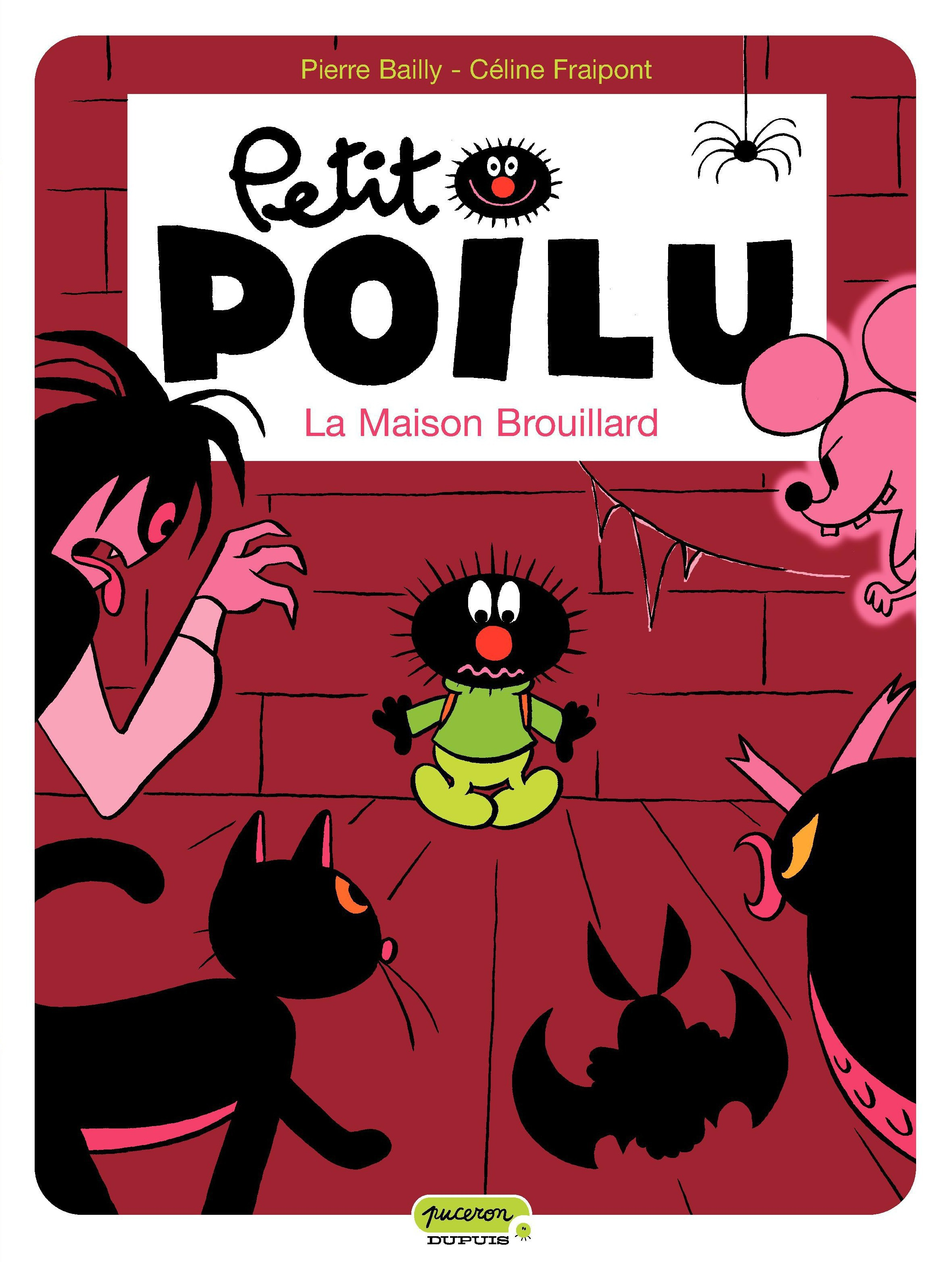 Petit Poilu – tome 2 - La Maison Brouillard