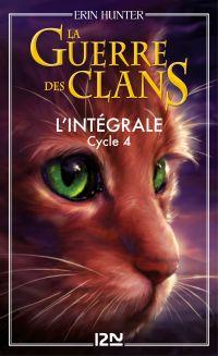 La guerre des clans - cycle 4 intégrale | HUNTER, Erin. Auteur
