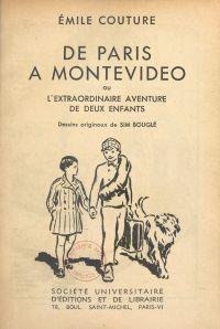 De Paris à Montevideo
