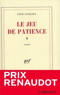 Le Jeu de patience (Tome 2)