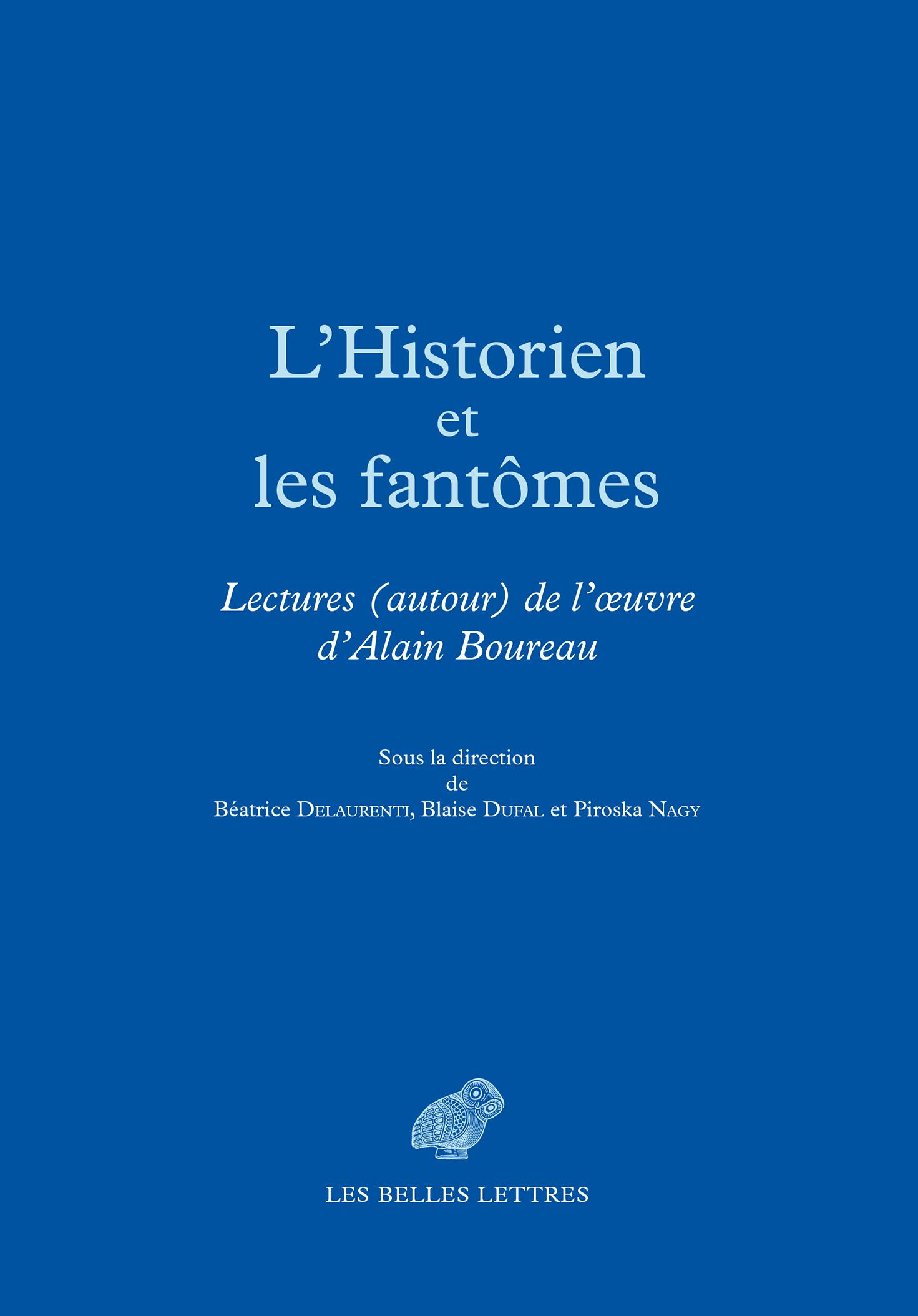 L'Historien et les fantômes