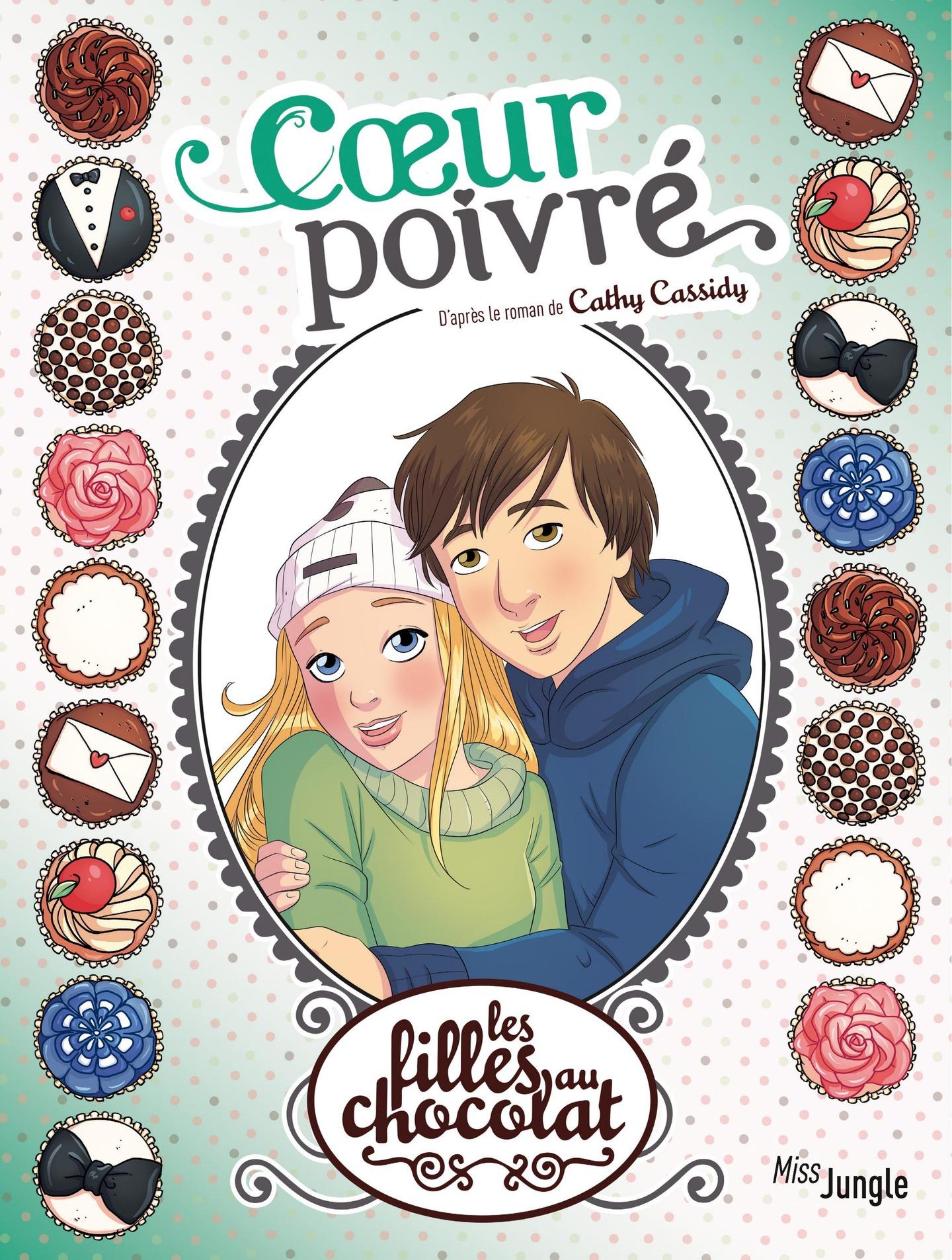 Les filles au chocolat - To...