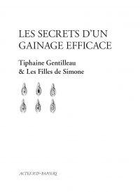 Les Secrets d'un gainage efficace | Gentilleau, Tiphaine. Auteur