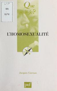 L'homosexualité