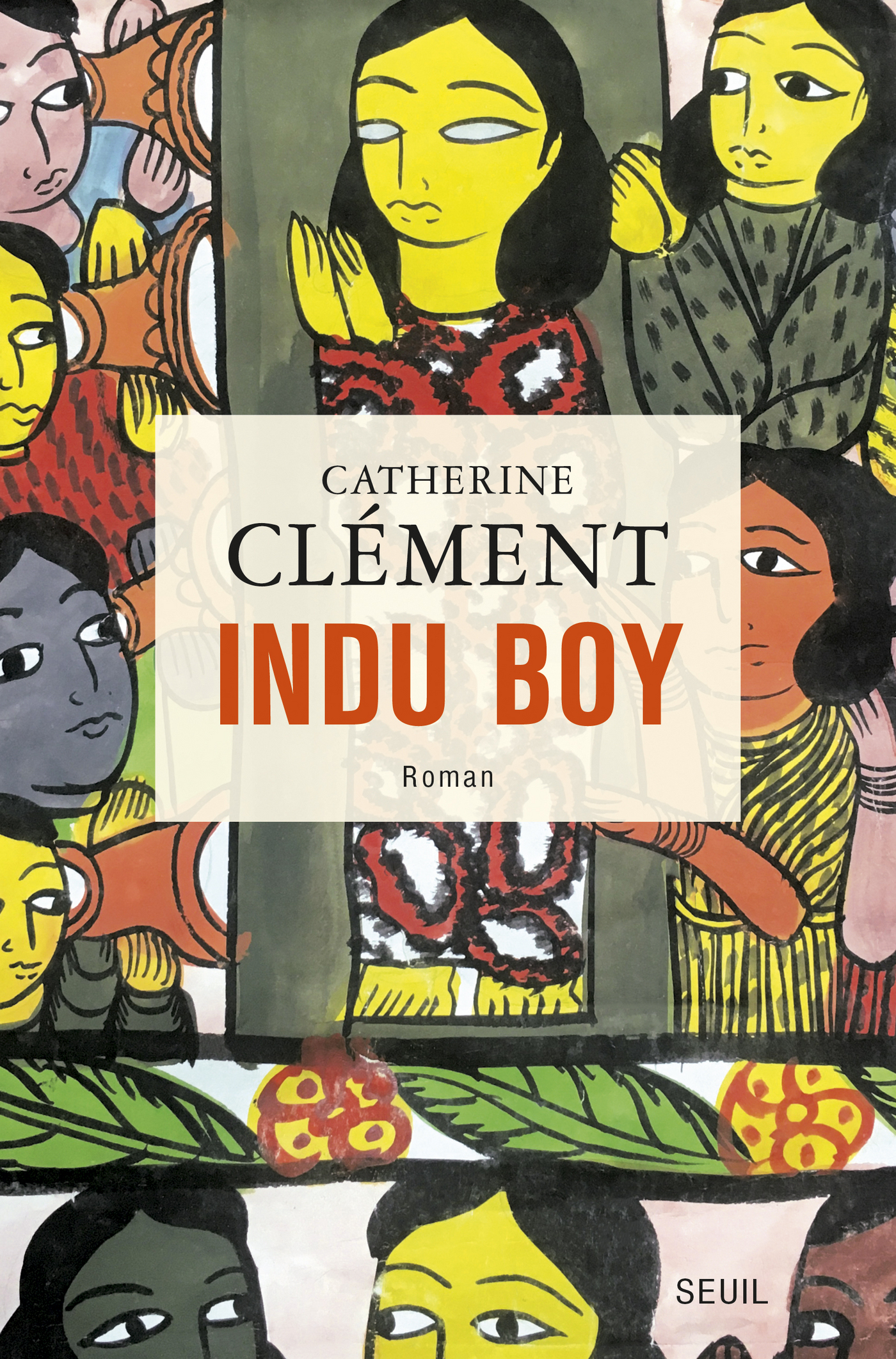 Indu Boy | Clément, Catherine