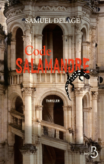 Code Salamandre | Delage, Samuel